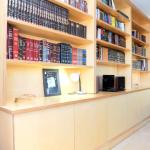 ספריית קודש מעץ ליבנה
