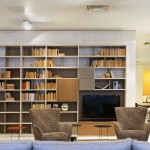 ספריה לסלון בקו קליל