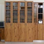 ספריית קודש משולבת ויטרינה