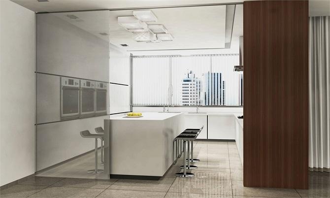 עיצוב ארונות מטבח
